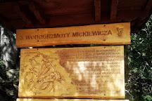 Wodogrzmoty Mickiewicza - Waterfall, Tatra National Park, Poland