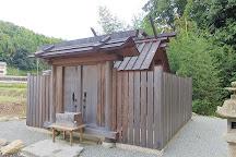 Takigawa Shrine, Mishima, Japan