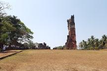 St. Augustine's Tower, Bainguinim, India