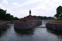 Ambazari Lake and Garden, Nagpur, India