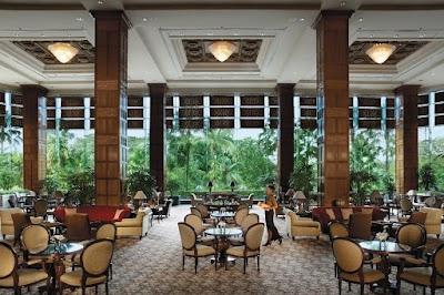 Desperados Bar & Mexican Restaurant at Shangri-La Hotel, Surabaya