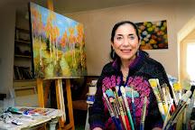Angie Strauss' HOME Art Gallery, Niagara Falls, Canada