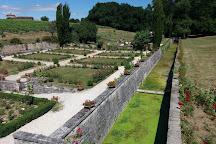 Fontdouce Abbey, Saint Bris des Bois, France