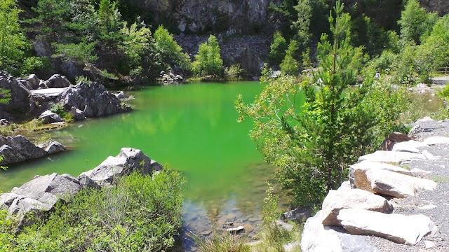 Le Parc du Lac Bleu
