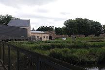 Waterburcht Pietersheim, Lanaken, Belgium