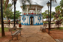Bandstand Square, Goias, Brazil