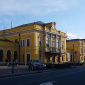 Железнодорожная станция  Sumperk