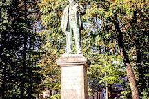 Monumento a Quintino Sella, Turin, Italy