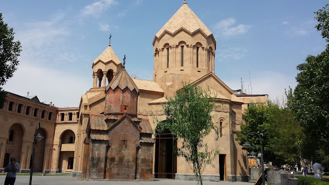 Katoghike Church