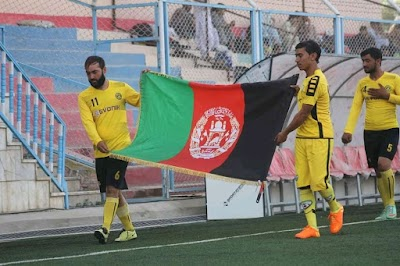 Kandahar Ahmad Shahi Football Stadium کندهار احمدشاهي فوټبال لوبغالي