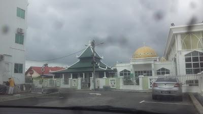 Masjid Bukit Baru