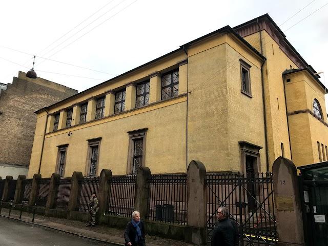 Grande synagogue de Copenhague