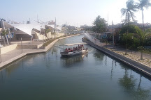 Canal de la Cortadura, Tampico, Mexico