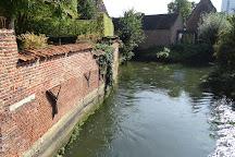 Groot Begijnhof, Leuven, Belgium