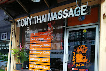 Tony Thai Massage, Bangkok, Thailand