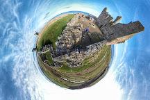 National Trust - Dunstanburgh Castle, Craster, United Kingdom