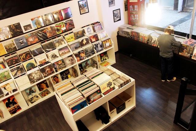 Porto Calling - Record Store