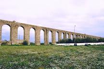 Aqueduto de Agua de Prata, Evora, Portugal