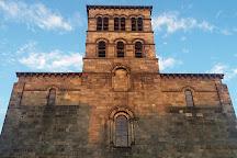 L'Abbatiale Saint-Austremoine, City of Issoire, France