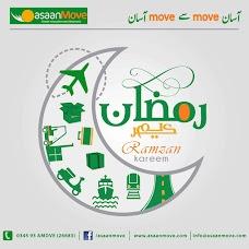 Asaan Move- Global Relocation and Shipments karachi