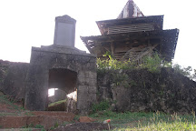 Fort Ceperou, Cayenne, French Guiana
