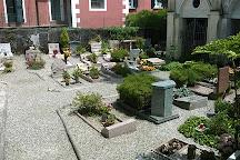 Piccolo Cimitero, Isola Pescatori, Italy