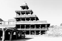 Panch Mahal - Fatehpur Sikri, Fatehpur Sikri, India