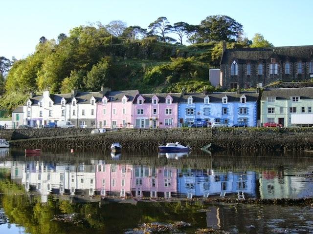 Islands & Highlands Cottages