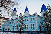 Maral Ishan Mosque, Kostanay, Kazakhstan