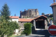 Chateau de Bouzols, Arsac-en-Velay, France