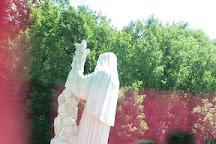 Statua Di Santa Rita, Cascia, Italy