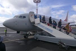 Аэропорт  Orenburg REN