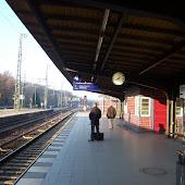 Станция  S Wannsee Bhf