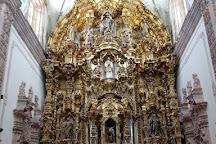 Templo De La Valenciana, Guanajuato, Mexico