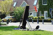 Het Vissersmonument, Urk, The Netherlands
