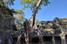 Angkor Wat Services, Siem Reap, Cambodia