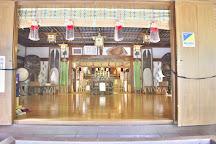 Jinbayama Shrine, Gotemba, Japan