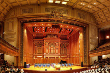 New England Conservatory Jordan Hall, Boston, United States