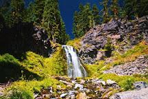 Plaikni Falls, Crater Lake National Park, United States