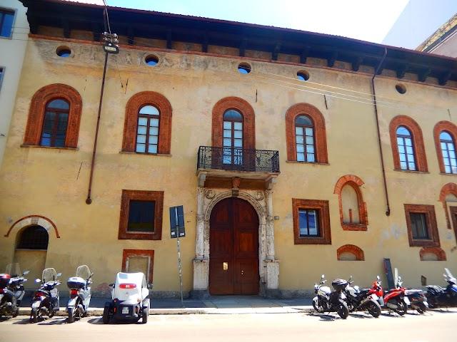 Casa Fontana-Silvestri