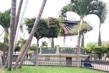 Jardin Municipal, El Grullo, Mexico