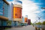 Север, проспект Дзержинского на фото Оренбурга