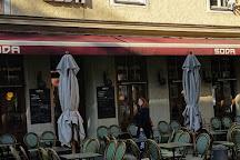 Cafe Soda, Munich, Germany