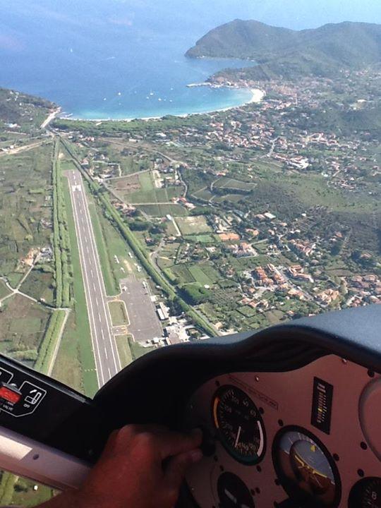 Marina di Campo Airport