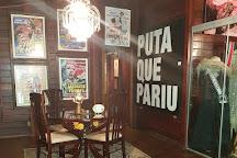 Dercy Goncalves Museum, Santa Maria Madalena, Brazil