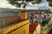 Miradouro da Graca, Lisbon, Portugal