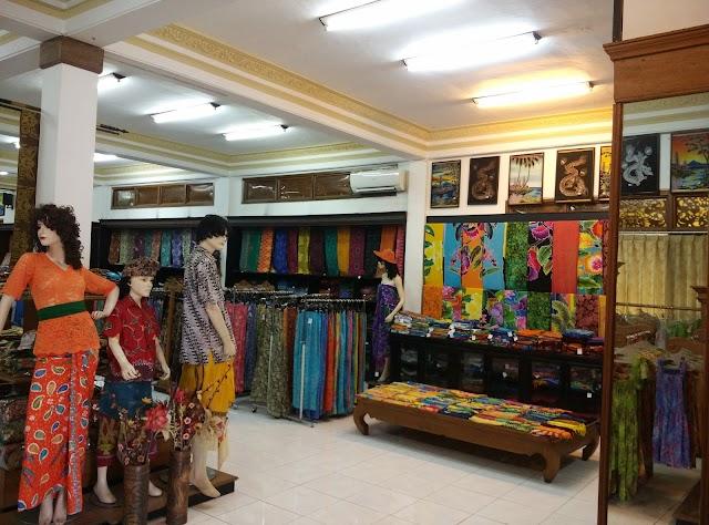 Legong Fine Art of Batik