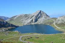 Lake Covadonga, Cangas de Onis, Spain