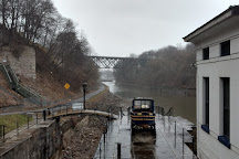 Upside Down Railroad Bridge, Lockport, United States