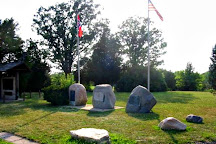 Norwegian Settlers Memorial, Sheridan, United States
